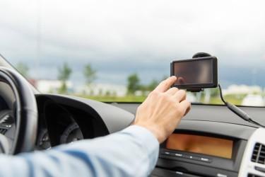 運転手向けアプリ
