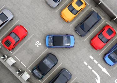 駐車のコツ