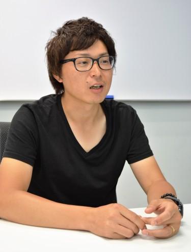 ロボットタクシー株式会社広報の黒田氏